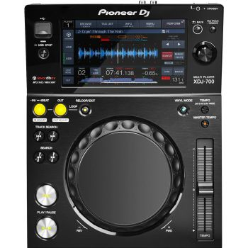 Player DJ Pioneer XDJ 700 USB MIDI