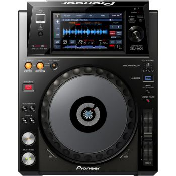 Player DJ Pioneer XDJ 1000 USB MIDI