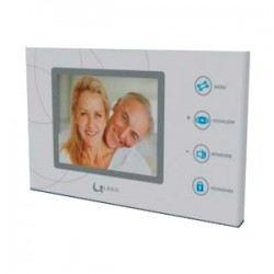 VIDEO PORTEIRO COLOR COM TOUCH SCREEN - LIDER  - foto principal 1