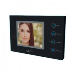VIDEO PORTEIRO COLOR COM TOUCH SCREEN - LIDER  - foto principal 2