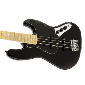 Squier VIntage Modified Jazz Bass 77 Black  - foto principal 3