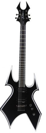 BC Rich Trace Warbeast Nt Onyx