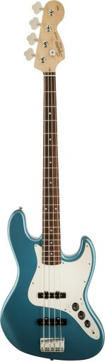 Squier Affinity Jazz Bass Lake Placid Blue