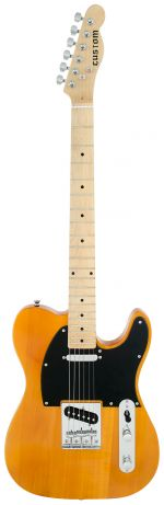 Custom Telecaster SS Butterscotch Maple CGK064  ** Falha no Acabamento **