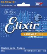 Elixir 12027 Custom Light / .009 - .046