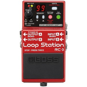 Boss RC-3 Loop Station  - foto principal 1