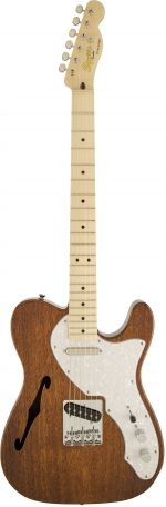 Squier Classic Vibe Telecaster Thinline Natural + Hard Case