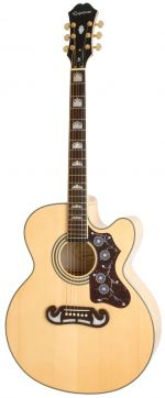 Epiphone EJ-200CE Natural