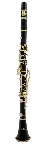 Custom Clarinete CL02 Chaves Douradas
