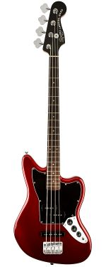 Squier VM Jaguar Bass Special SS Red