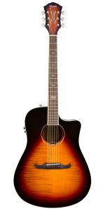 Fender T-Bucket 300CE 3 Color Sunburst