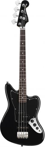 Squier Vintage Modified Jaguar Bass SPCL SS Black