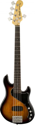 Squier Deluxe Dimension Bass V 3TS