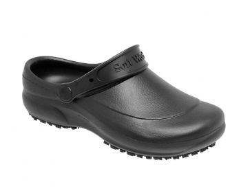 Sapato E.V.A Soft Works BB60 - Preto
