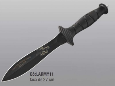 Faca US ARMY Bayonet - ARMY11