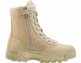 Bota SWAT Classic 9'' TAN - Side Ziper - 1152