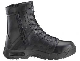 Bota SWAT AIR 9'' ALL Leather Waterproof - Side Ziper - 1234