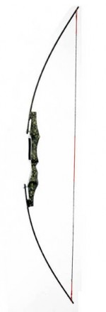 Arco Recurvo Arcolly Long Bow 25 a 35 lbs