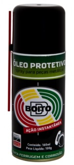 Óleo Protetivo Spray 160ml - Boito