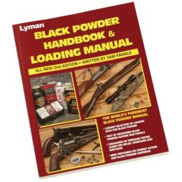 Manual de Pólvora Negra - Lyman Black Powder Handbook, 2nd Edition
