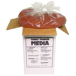 Treated Turbo Tufnut Media 12lbs - Midia Para Tamboreador Lyman