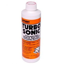 Turbo Sonic Brass Cleaning Solution 16oz Lyman - 7631705
