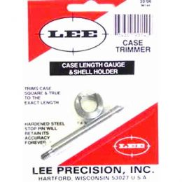 Lee Case Lenght Gauge & Shell Holder
