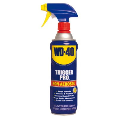 WD 40 Trigger 591ml