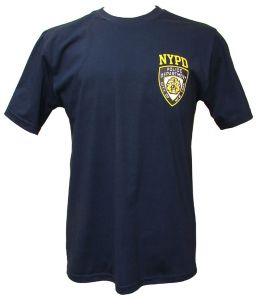 Camiseta NYPD Hostage Negotiation Team