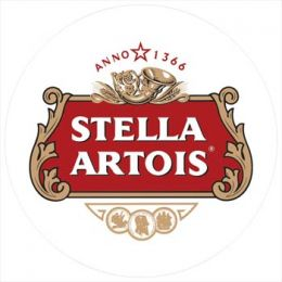 Placa Stella Artois - PS