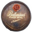 Barril Decorativo Pequeno - Ballantines