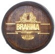 Barril Decorativo Pequeno - Brahma Chopp
