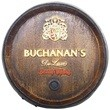 Barril Decorativo Pequeno - Buchanans