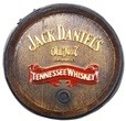 Barril Decorativo Pequeno - Jack Daniels