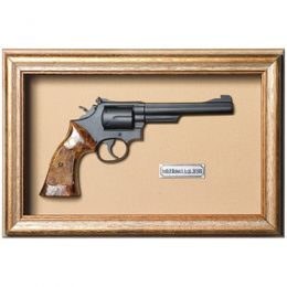 Quadro de Armas Smith & Wesson