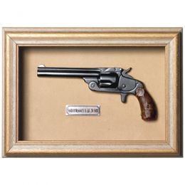 Quadro de Armas Smith & Wesson AS