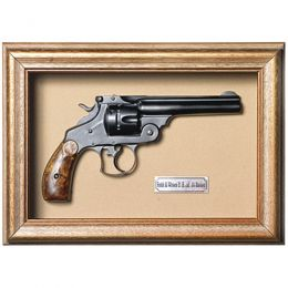 Quadro de Armas Smith & Wesson DA