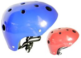 Capacete Adulto Azul P - Gold Sports