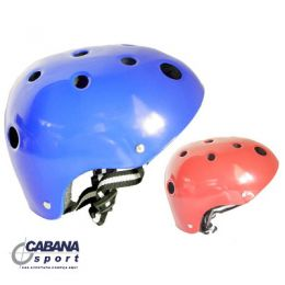 Capacete Adulto Azul G - Gold Sports