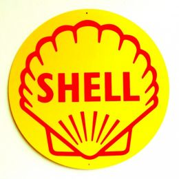 Placa Decorativa Shell - PS