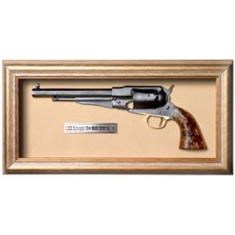 Quadro de Armas Remington 1858