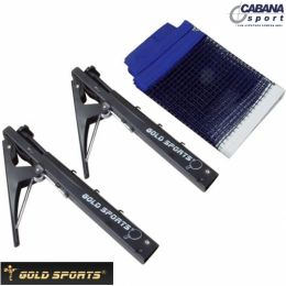 Kit Poste e Rede Profissional - Gold Sports