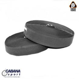 Velcro 50mm c/ 25mt - Preto