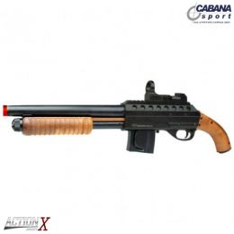 Airsoft Rifle Mossberg M500 Mola Plast. BB 6mm