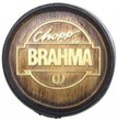 Barril Decorativo Pequeno - Chopp Brahma