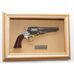 Quadro de Armas Remington Police