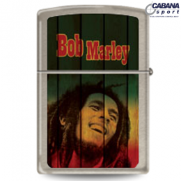 Isqueiro Star Lighters - Modelo Bob Marley 2