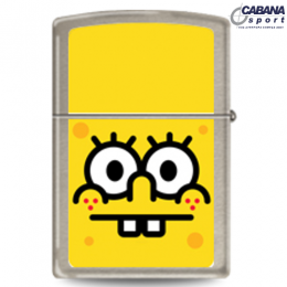 Isqueiro Star Lighters - Modelo Bob Esponja
