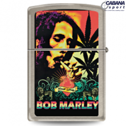 Isqueiro Star Lighters - Modelo Bob Marley 7