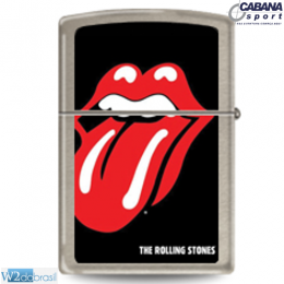 Isqueiro Star Lighters - Modelo Rolling Stones